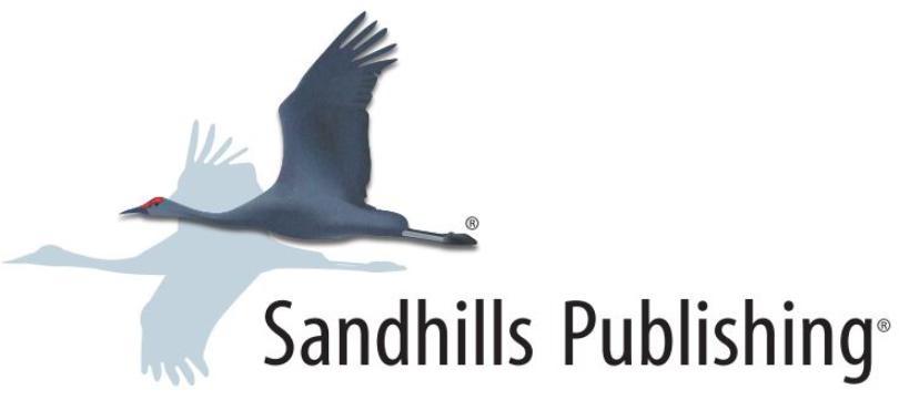 Sandhills Publishing